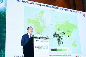 Việt Nam xếp thứ 50 về Chỉ số an toàn thông tin toàn cầu (GCI)